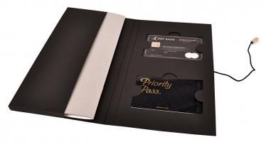 Welcome-pack для двух пластиковых карт и буклета