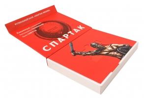 Подарочная упаковка для клубной карты и сувенира