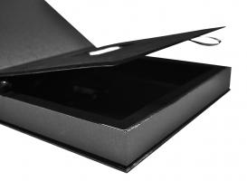Фирменные коробки, изготовление упаковки для пластиковых карт