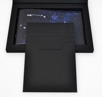 Конверт с отрывной лентой для пластиковой карты