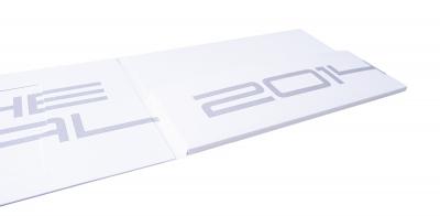 Упаковка для 2-х пластиковых карт и сертификата