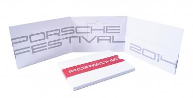 Фирменный кардпак со слипкейсом для пригласительных карт и сертификата