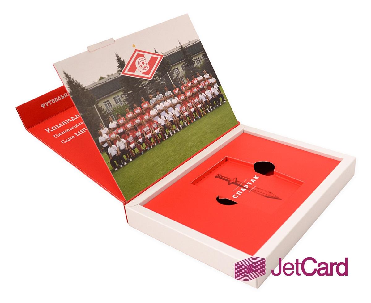 Упаковка подарков для карт 602